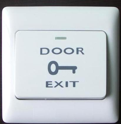 Plastic Door Push To Exit Buttons Ak 3r From China