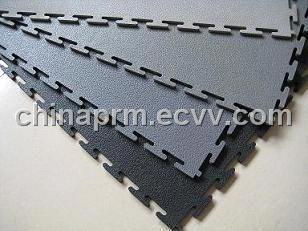 Plastic Interlocking Floor Tile Garage Floor Tile