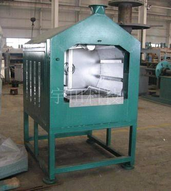 Sell sand shower investment casting equipment
