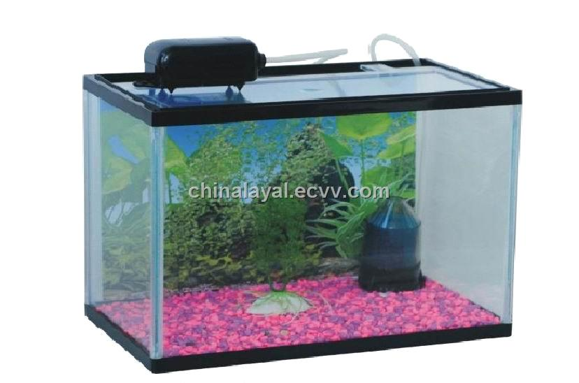 Small glass fish aquarium yg 12a purchasing souring agent for Small fish tank