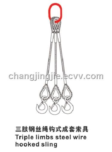 Splicing Wire Rope Sling