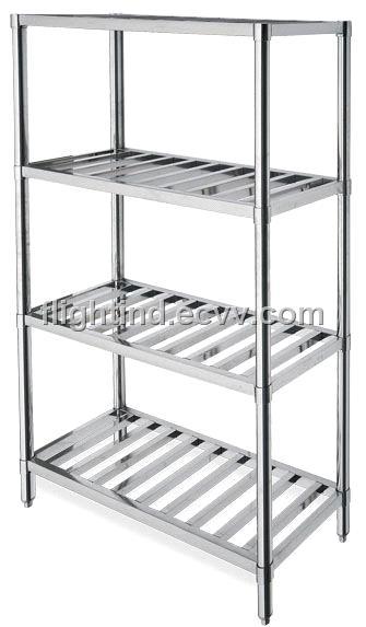 stainless steel storage shelf  t