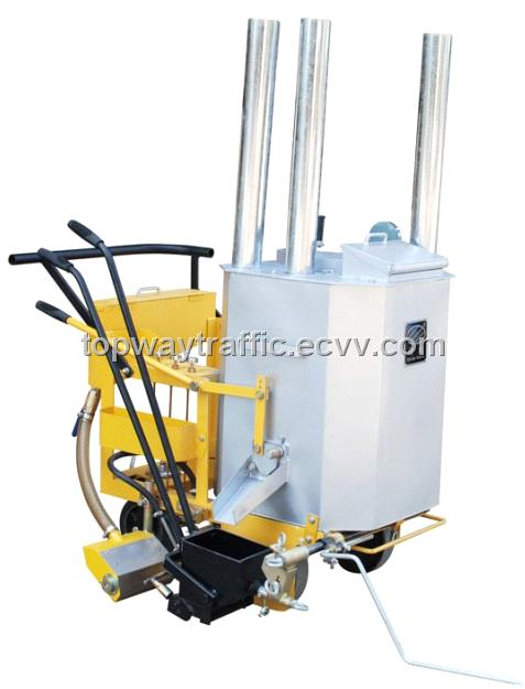 TW-FJ All-in-one Thermoplastic Kneader Marking Machine