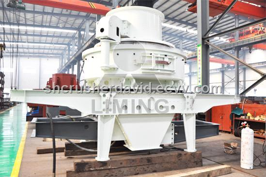 vsi series vertical shaft impact crusher Sam vsi series vertical shaft impact crusher is designed by reputed german expert of sam and every index is in world's leading standard it incorporates three crushing types and it can be operated 720 hours continuously.