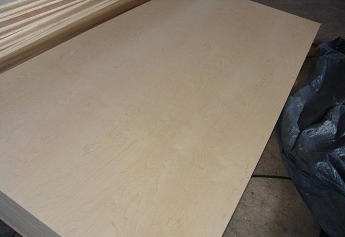 cabinet grade C2 white birch plywood / full birch plywood