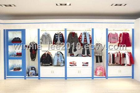 2e034cbaef children store pop showcase with led lighting from China ...