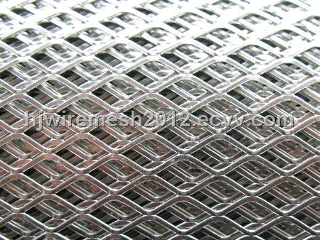 expanded nickel mesh