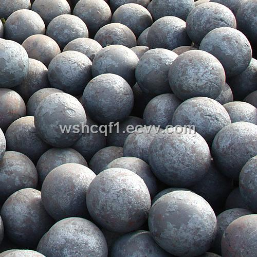 forged steel ball, grinding steel ball, forged ball