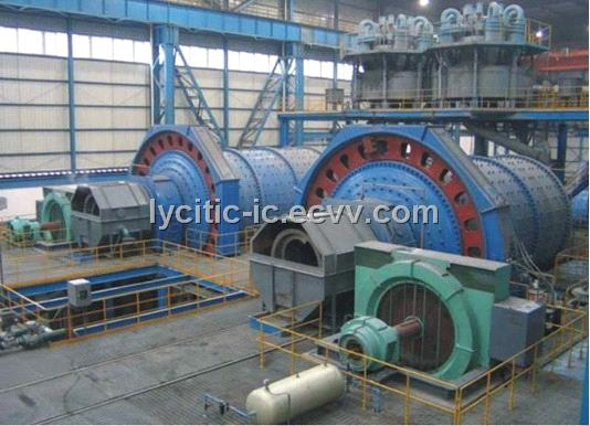 Grate Ball Mill for Mineral Processing