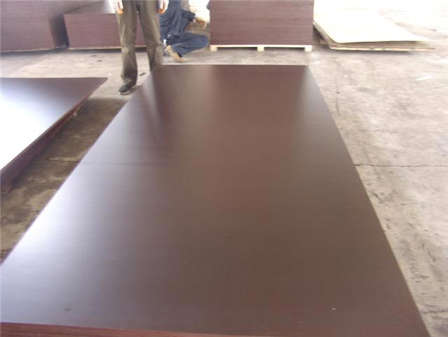 Phenolic Glue Brown Film Faced Plywood Shuttering Board For