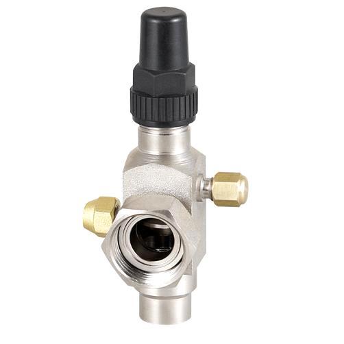 refrigeration valves