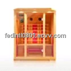 sauna house, Infrared Sauna Rooms, sauna spa - For 3 Persons (FG302HCE)