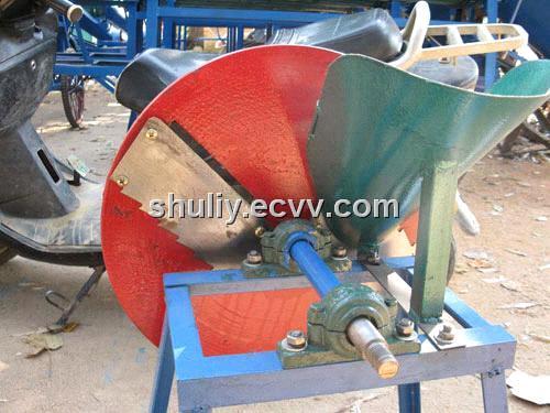 Cassava Peeling and Cutting Machine