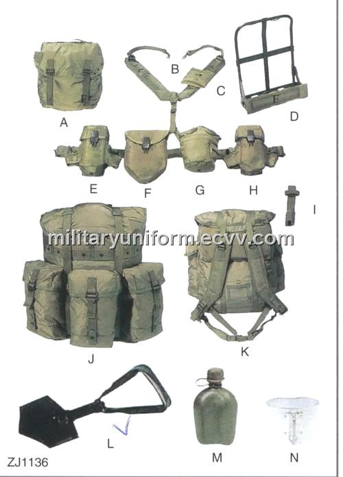 Military Backpack Sleeping Bags Tents Hydration