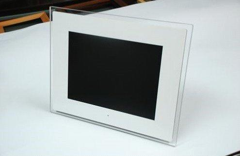 15 Inch 1024*768 Digital Photo Frame with White and Black purchasing ...
