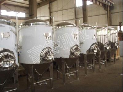 800L beer brewing equipment used at hotel, bar and pubs