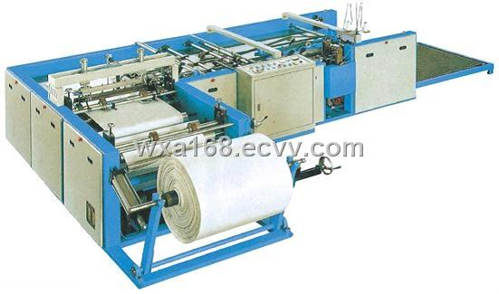 Automatic PP Woven Bag Cutting & Sewing Machine
