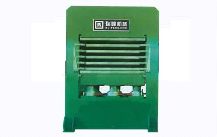 Bamboo plywood hot press machine from China Manufacturer