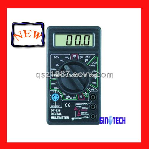 Digital Multimeter DT-838