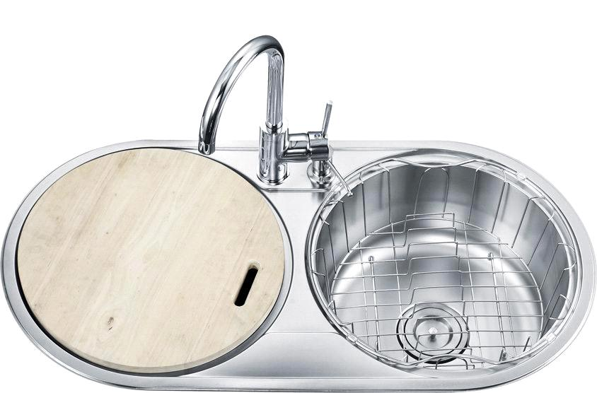 Double round bowls\' top mount kitchen sink purchasing, souring agent ...