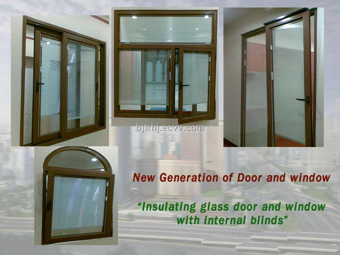 Energy Saving Products Insulating Tempered Glass Doors And Windows