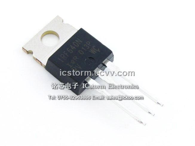 IRF640N(IC Component) from China Manufacturer, Manufactory