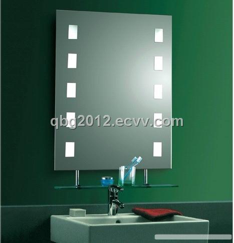 Beau Illuminated Bathroom Mirror,LED Bath Mirror,Lighted Backlit Mirror