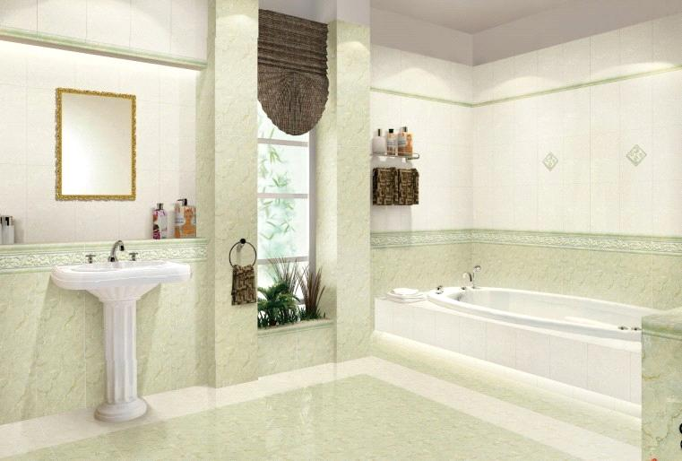 Interior Glazed Ceramic Wall Tile Tfa05031 Tfa05032