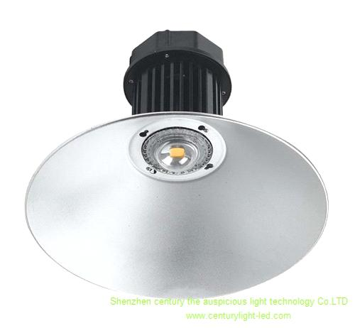 LED High Bay Light with 60W Power, 2,700K to 8,000K Color Temperature and 85 to 265V AC Voltages