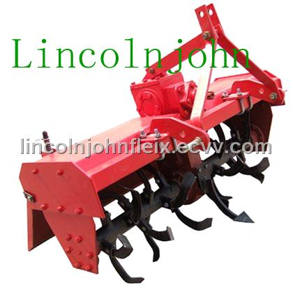 PTO Type Rotary Tiller/Farm Tractor - Farm Cultivator- mounted with the tractor