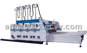 Package automatic printing slotting machinery