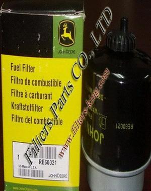 RE60021 john deere fuel water separator filter from China