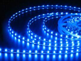 RGB LED strip/flexible strips with 12/24V DC Input Voltage, Sealed by Silicone