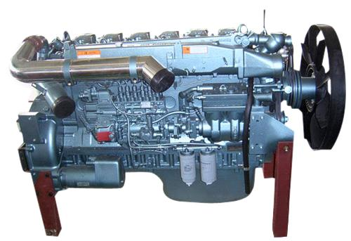 SINOTRUK parts Engine