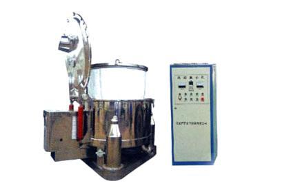 Sd Vertical Basket Filter Bag Lifting Centrifuge