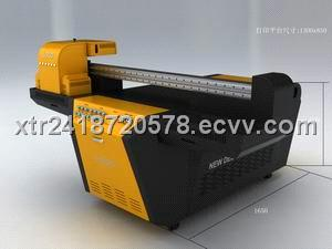Seiko high resolution printhead uv flatbed printer for different material printing