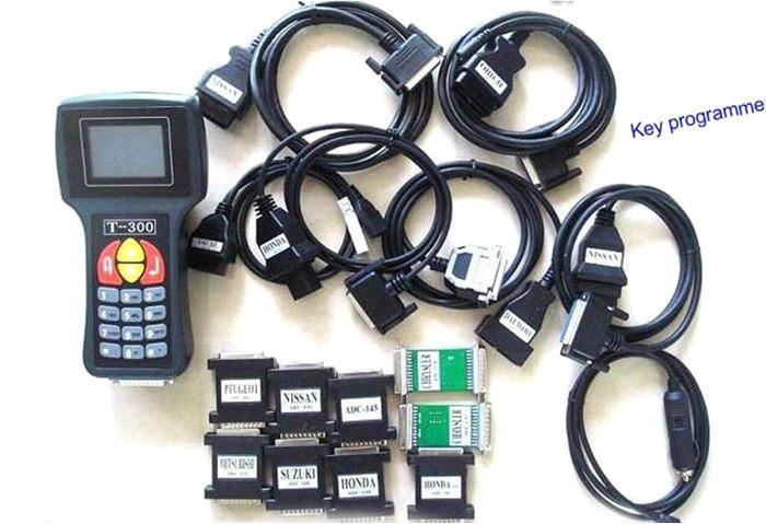 T300 Key Programmer V9 9 Keys ECU Chip Tuning AD100 Keys Programmer
