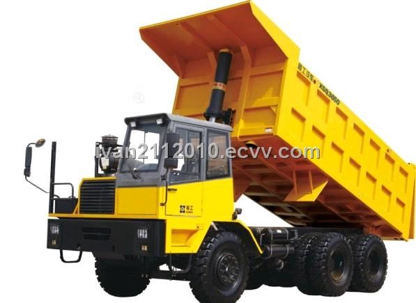 XGQ3650 Off-Road Dump Trucks