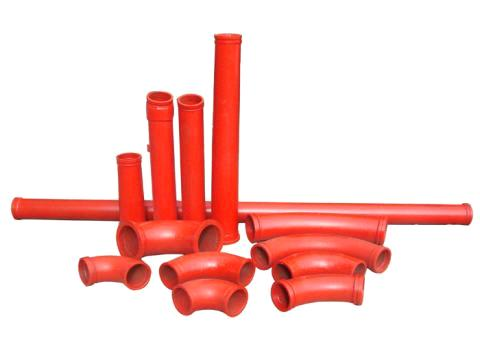 concrete pump delivery pipe
