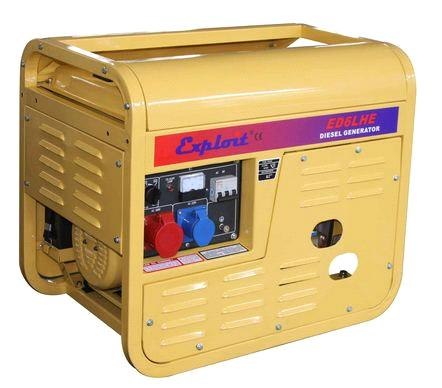 diesel generator small generator portable generator home use
