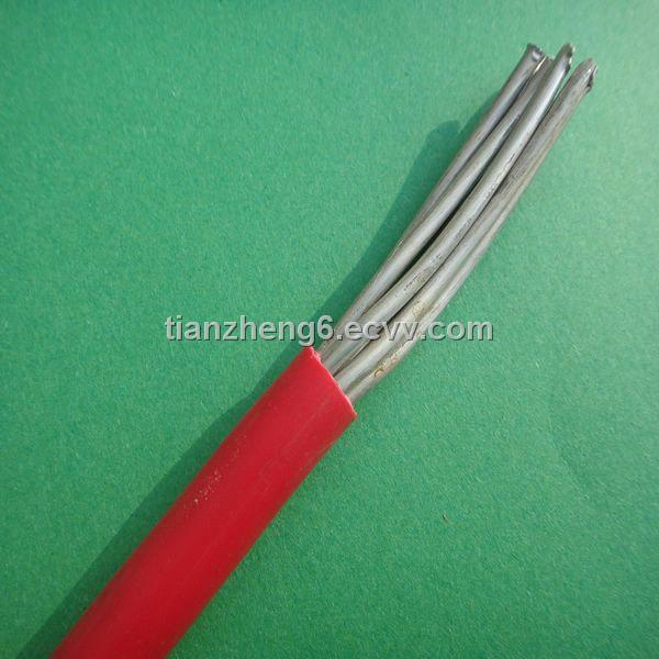 pvc jacket Aluminum conductor power cable