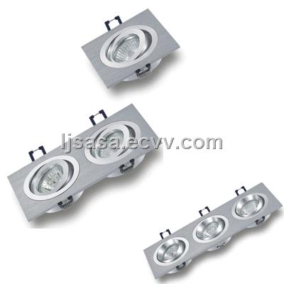 Square halogen ceiling lightceiling lightsdownlightdownlights square halogen ceiling lightceiling lightsdownlightdownlightsspotlights aloadofball Choice Image