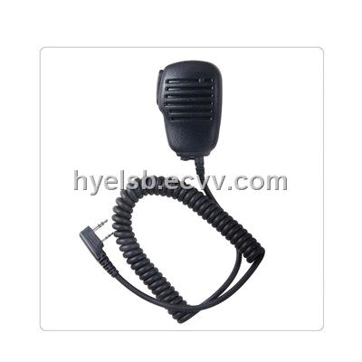 two way radioshoulder speaker mic with ptt for walkie talkie