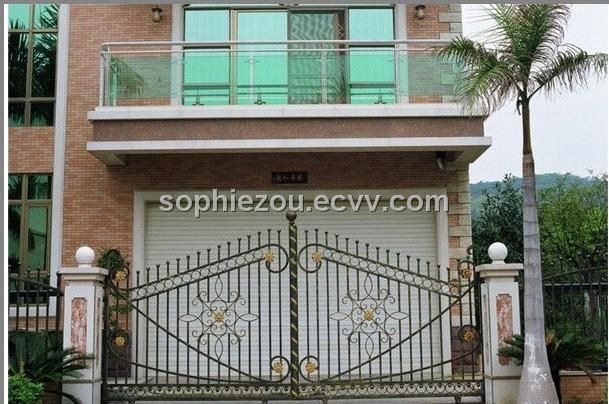 wrought iron gate HT-M025