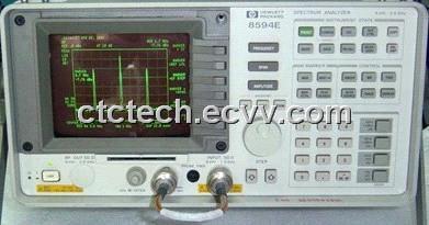 hp 8594e spectrum analyzer manual