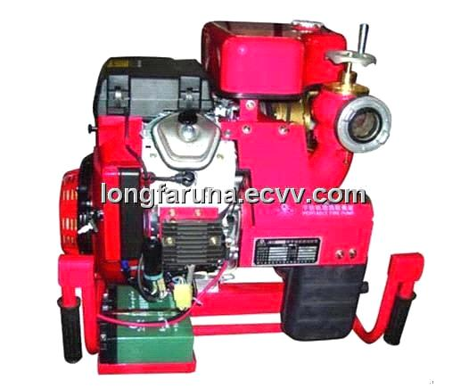 24hp Portable Fire Pump from China Manufacturer, Manufactory