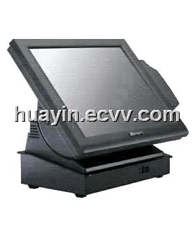 Motor Adjustable Touch POS