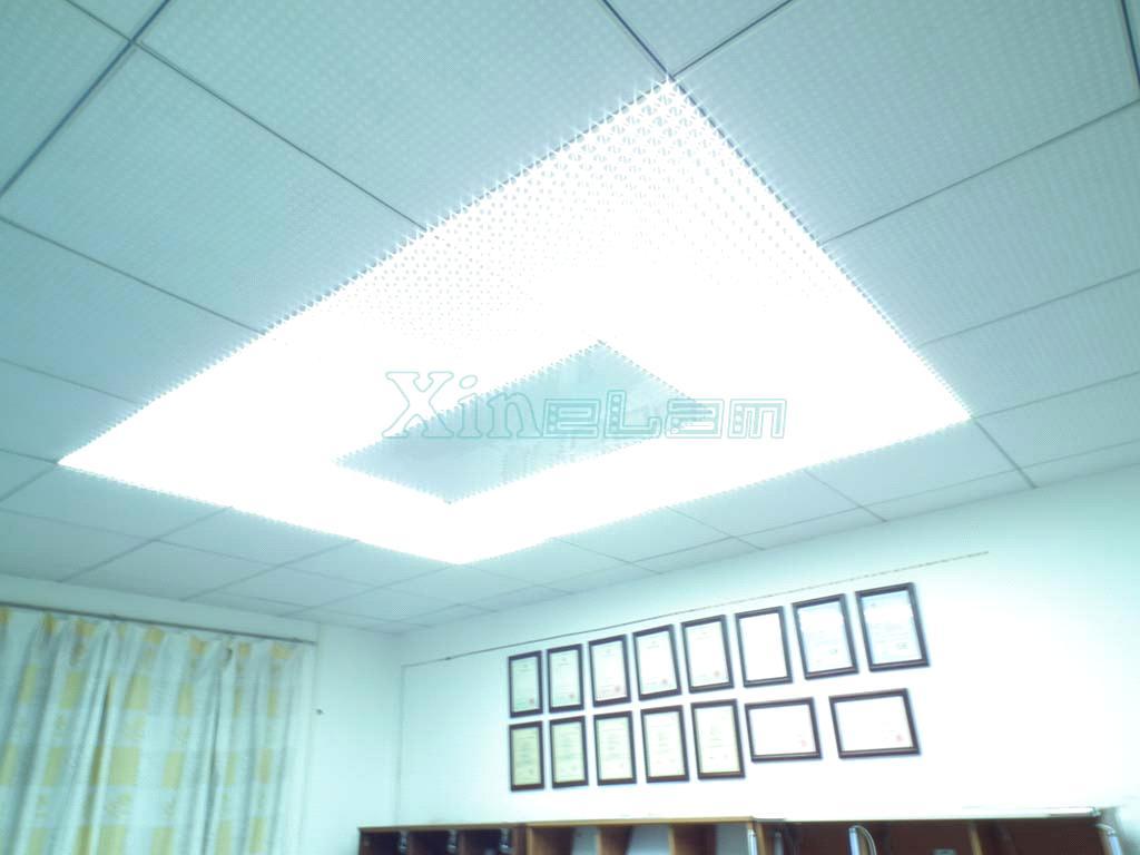 100w Smd 5050 Led Panel Light Ceiling Lamp 60x60cm