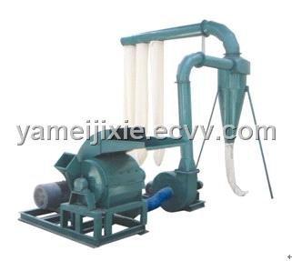 750 Multi-function Wood Sawdust Machine