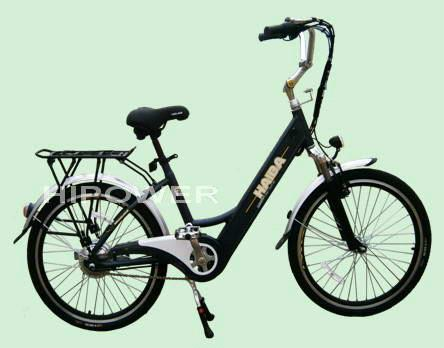 Aluminum Alloy E Bikes W3 with Lithium Battery